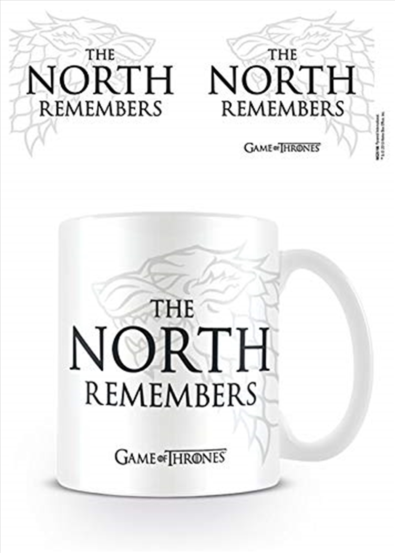 Game Of Thrones - The North Remembers   Merchandise