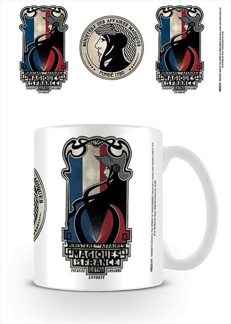 Fantastic Beasts 2 - Ministere Des Affaires | Merchandise