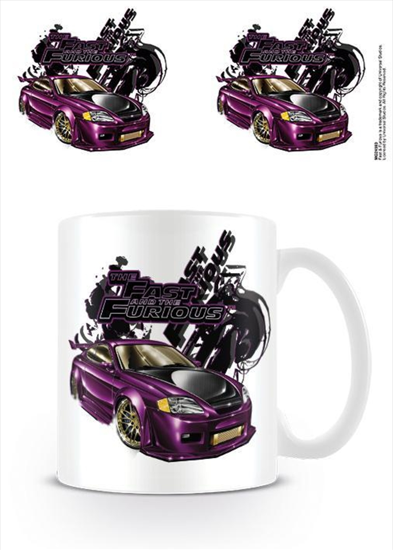 Fast And The Furious - Street Racer | Merchandise