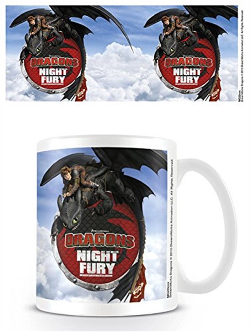 How To Train Dragon - Night Fury | Merchandise