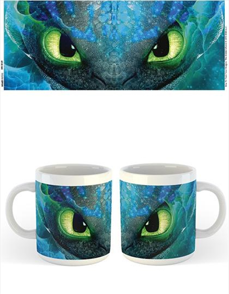 How To Train Your Dragion 3 - Toothless Face | Merchandise