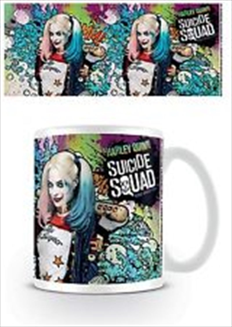 Suicide Squad - Harley Quinn Crazy | Merchandise