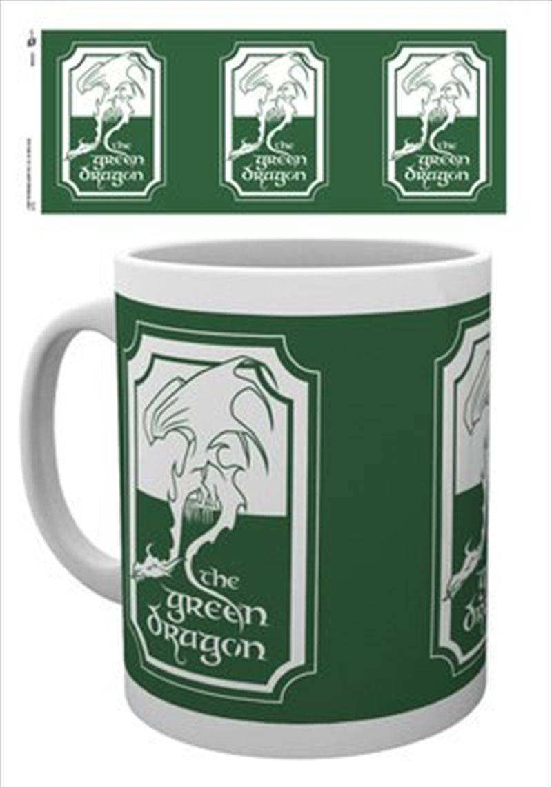 Lord Of The Rings - Green Dragon | Merchandise