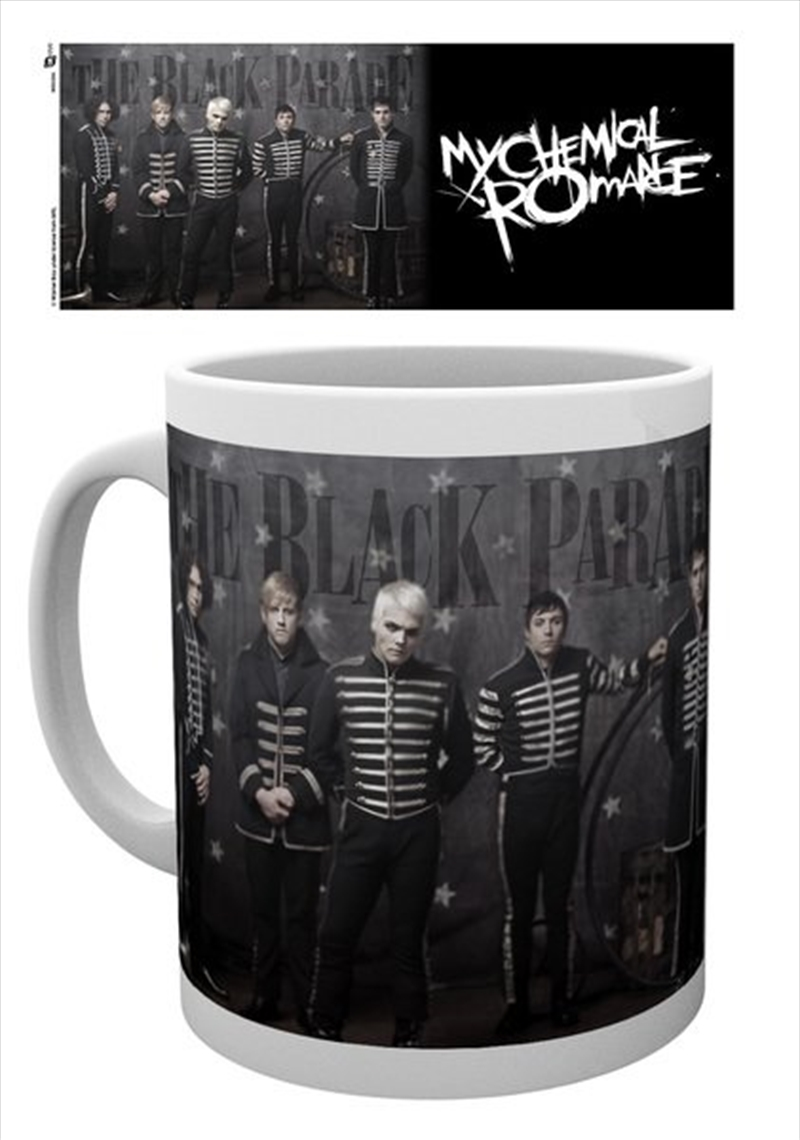 My Chemical Romance - Black Parade | Merchandise