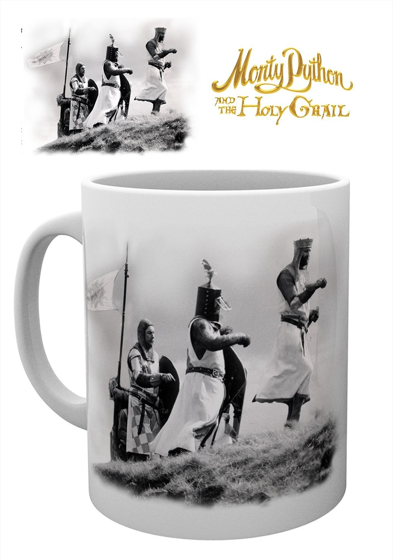 Monty Python - Knight Riders | Merchandise