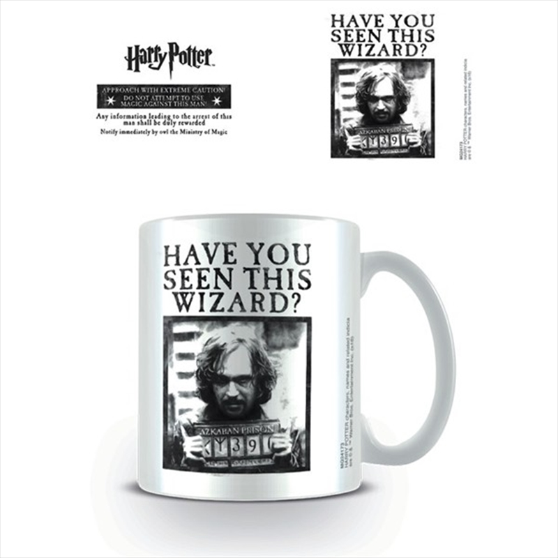 Harry Potter - Wanted | Merchandise