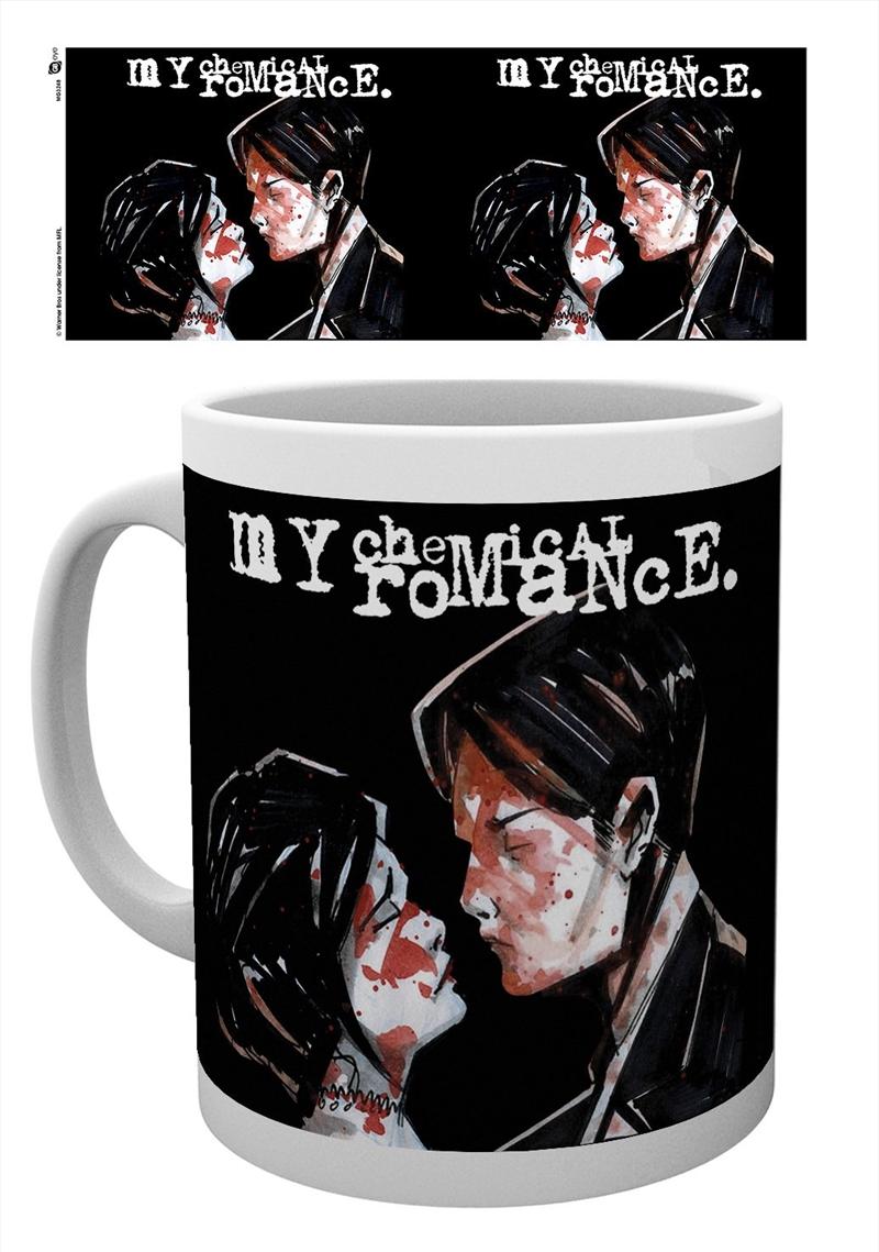 My Chemical Romance - Kiss | Merchandise