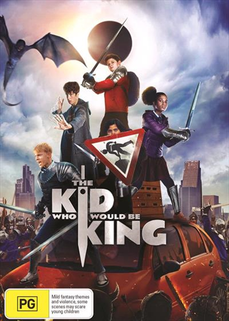Kid Who Would Be King, The | DVD