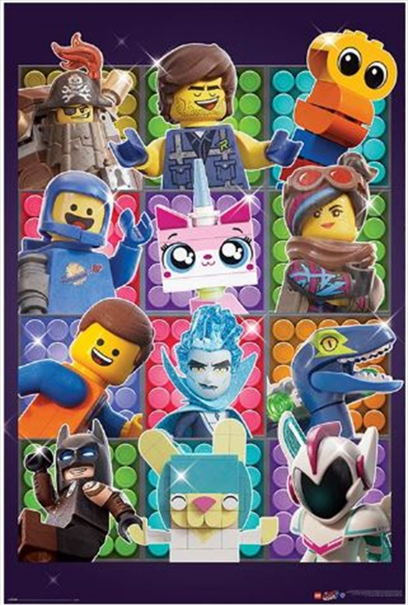 Lego Movie 2 - Some Assembly Required Poster | Merchandise