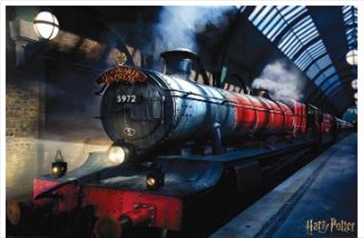 Harry Potter - Hogwarts Express Poster | Merchandise