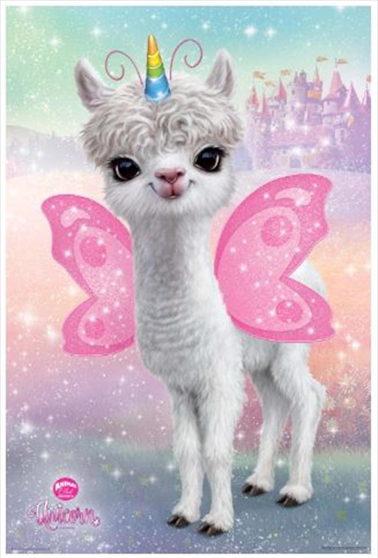 Animal Club - Llamacorn Poster   Merchandise