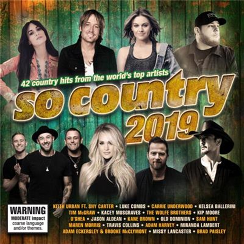 So Country - 2019 | CD