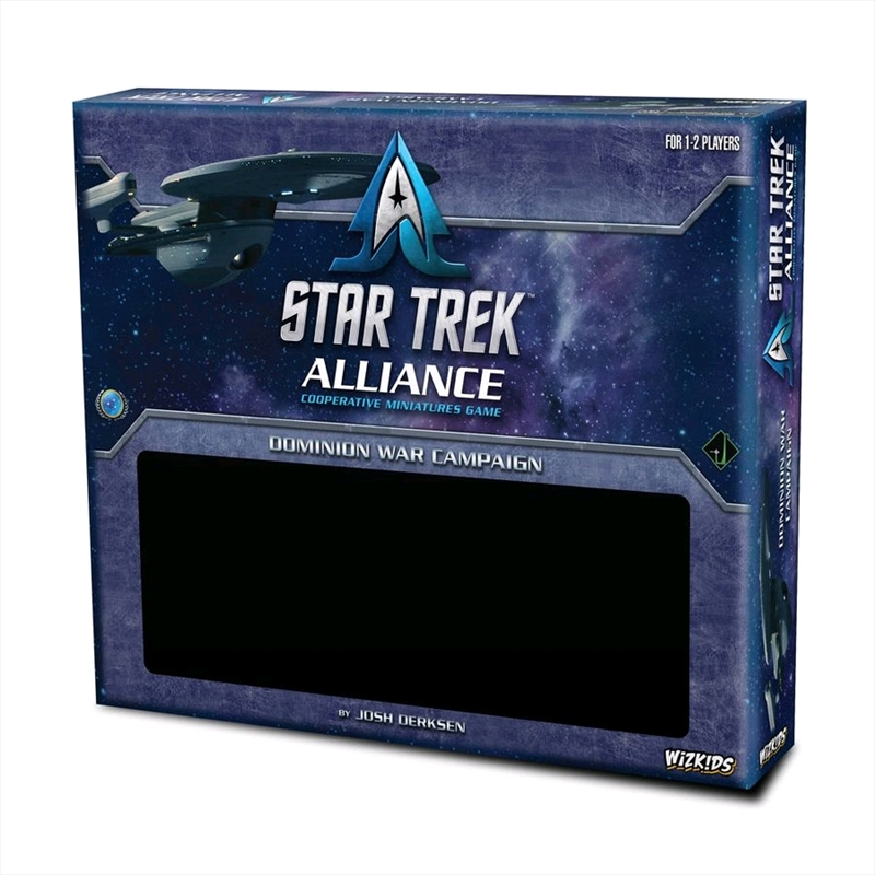 Star Trek - Alliance Dominion War Campaign | Merchandise