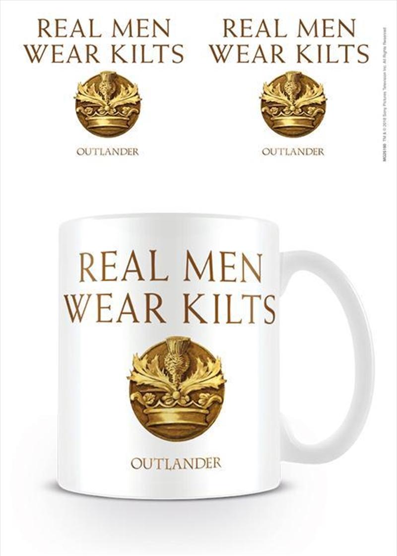 Outlander - Real Men Wear Kilts | Merchandise