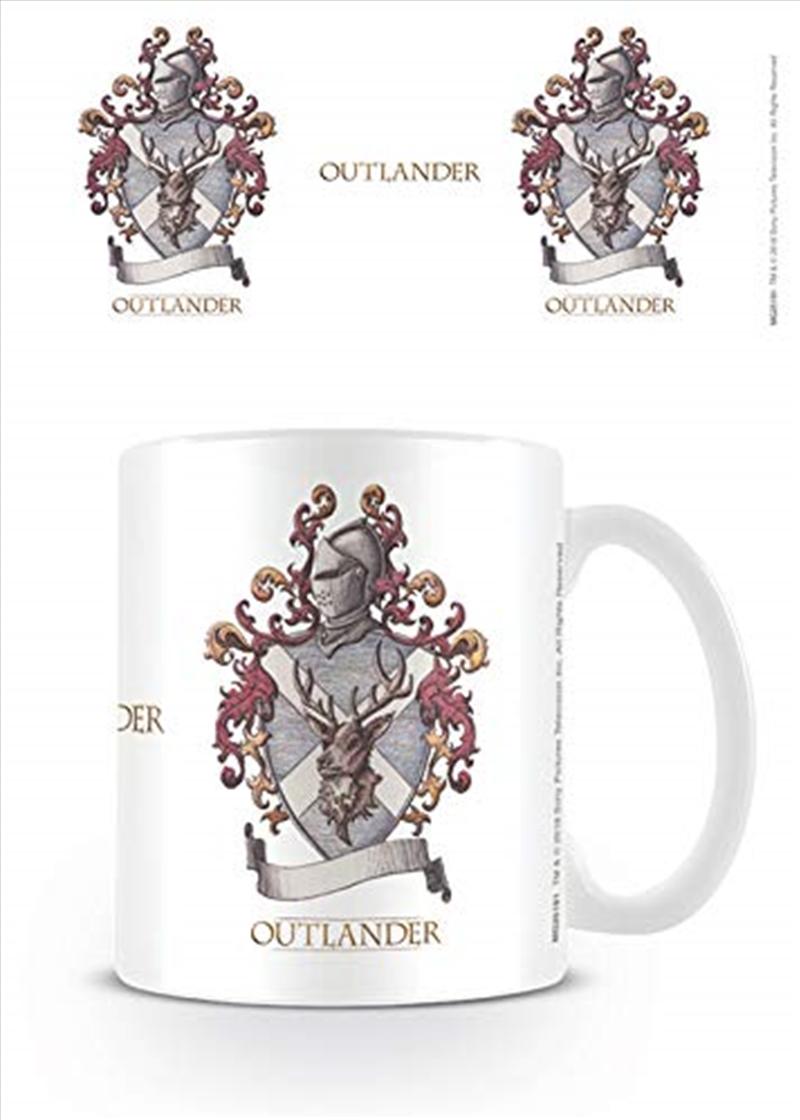 Outlander - Mackenzie Crest | Merchandise