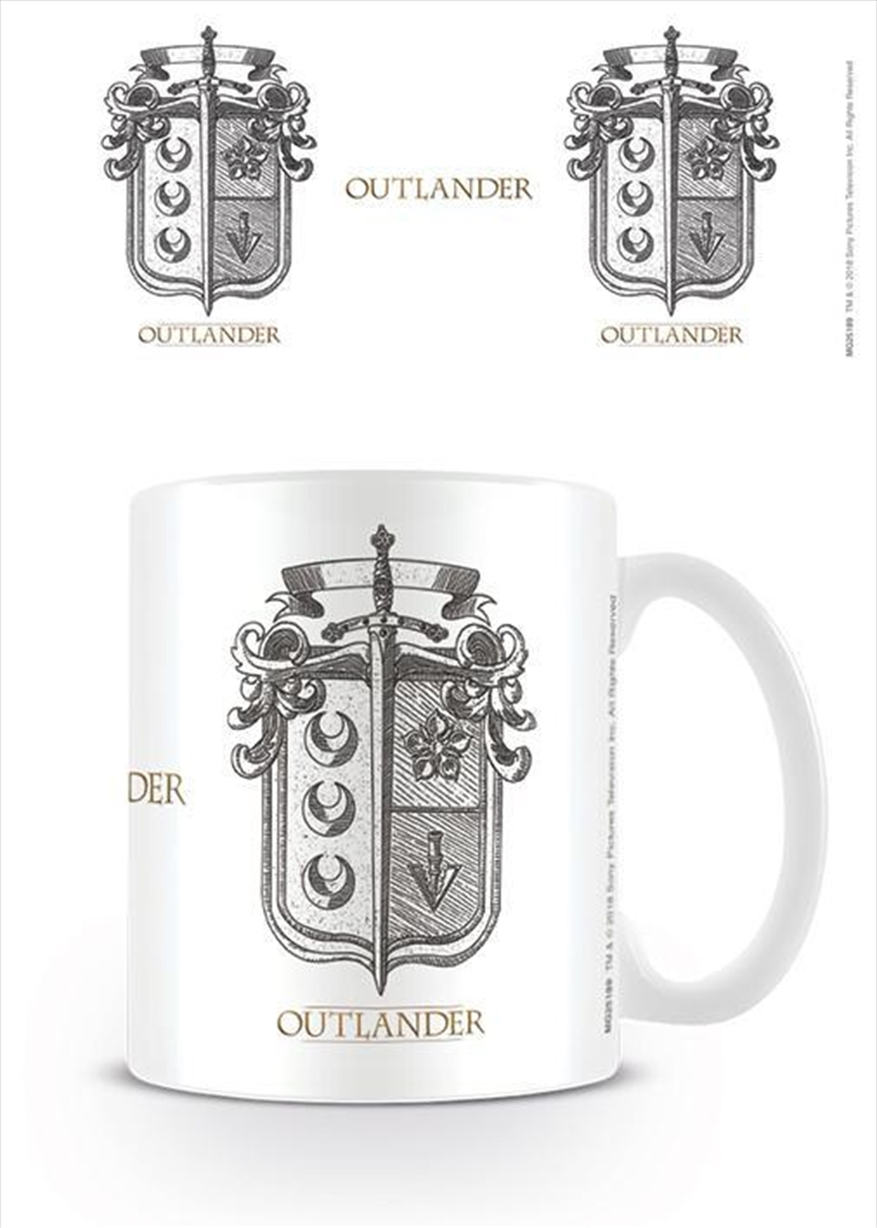 Outlander - Fraser Crest | Merchandise