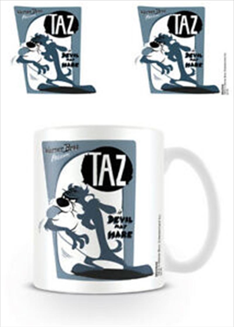 Looney Tunes - Taz Retro | Merchandise