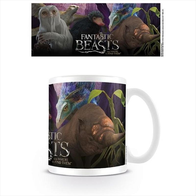 Fantastic Beasts - Escaped Beast | Merchandise