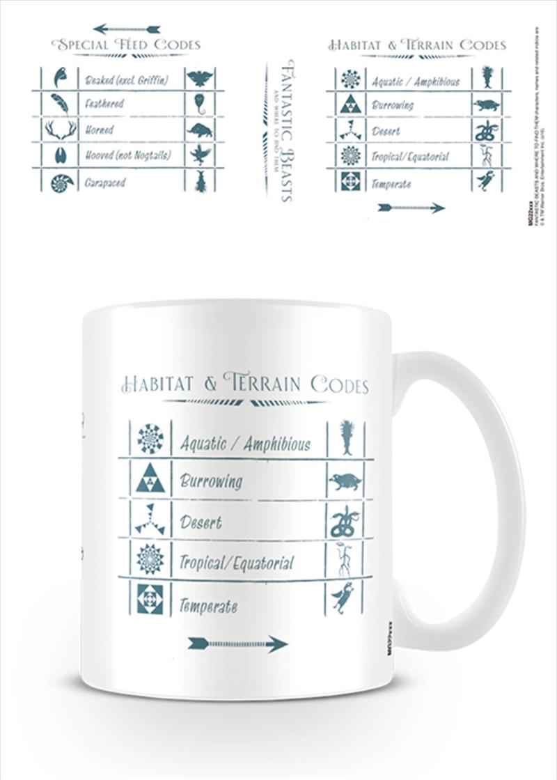 Fantastic Beasts - Codes | Merchandise