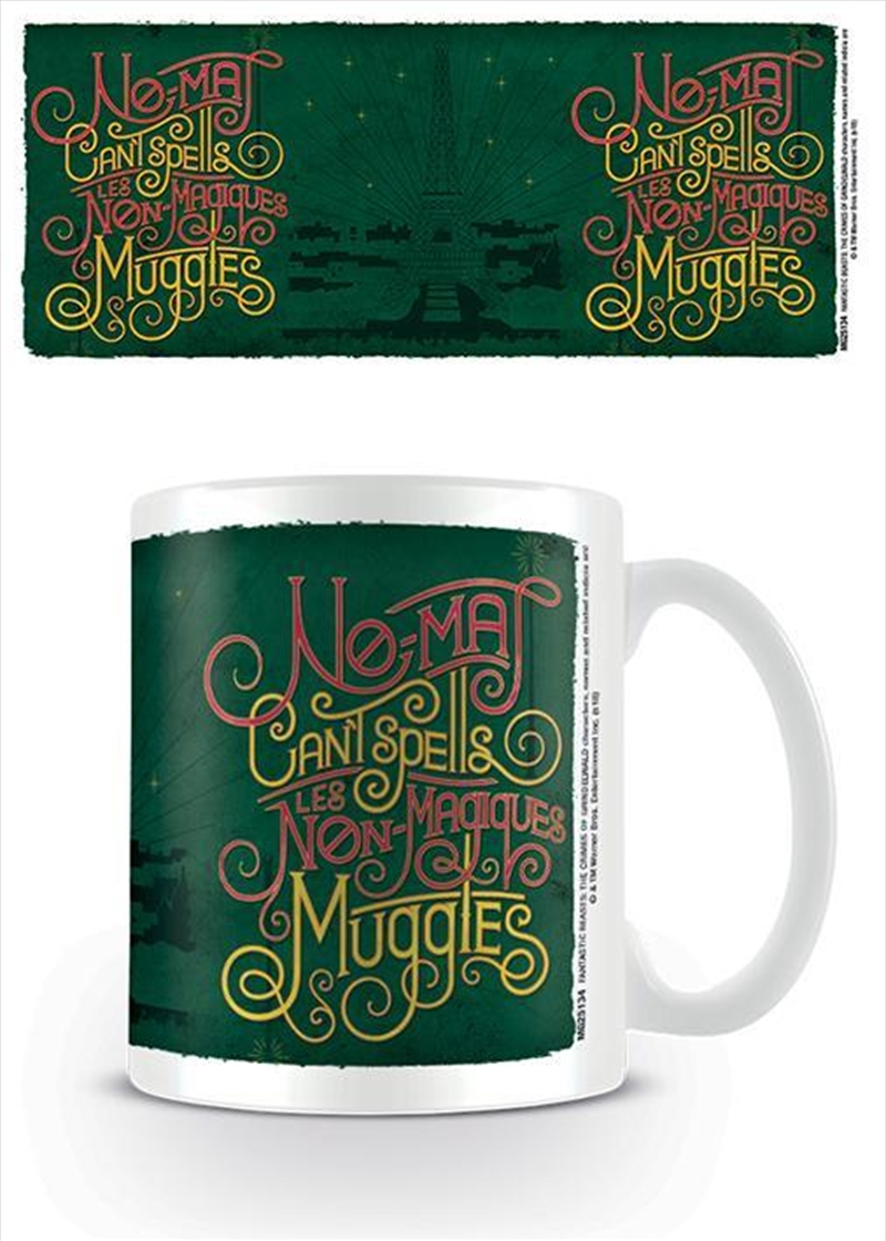Fantastic Beasts 2 - Non Magiques   Merchandise