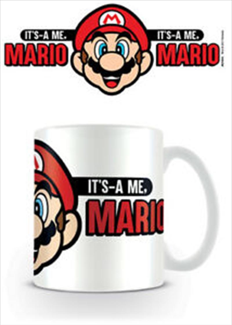 Super Mario - It's A Me Mario | Merchandise