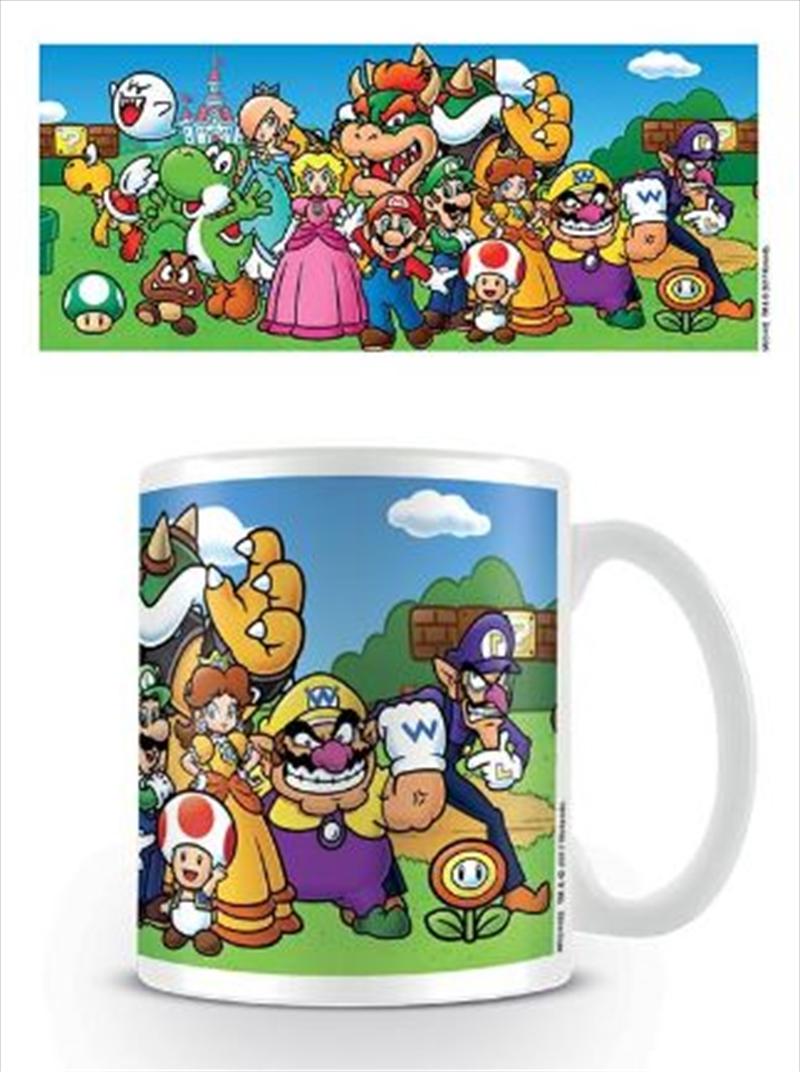 Super Mario - Characters | Merchandise