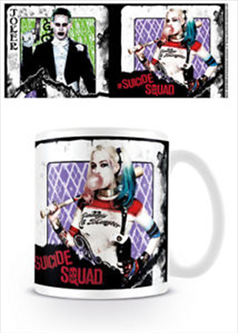 Suicide Squad - Playing Card | Merchandise