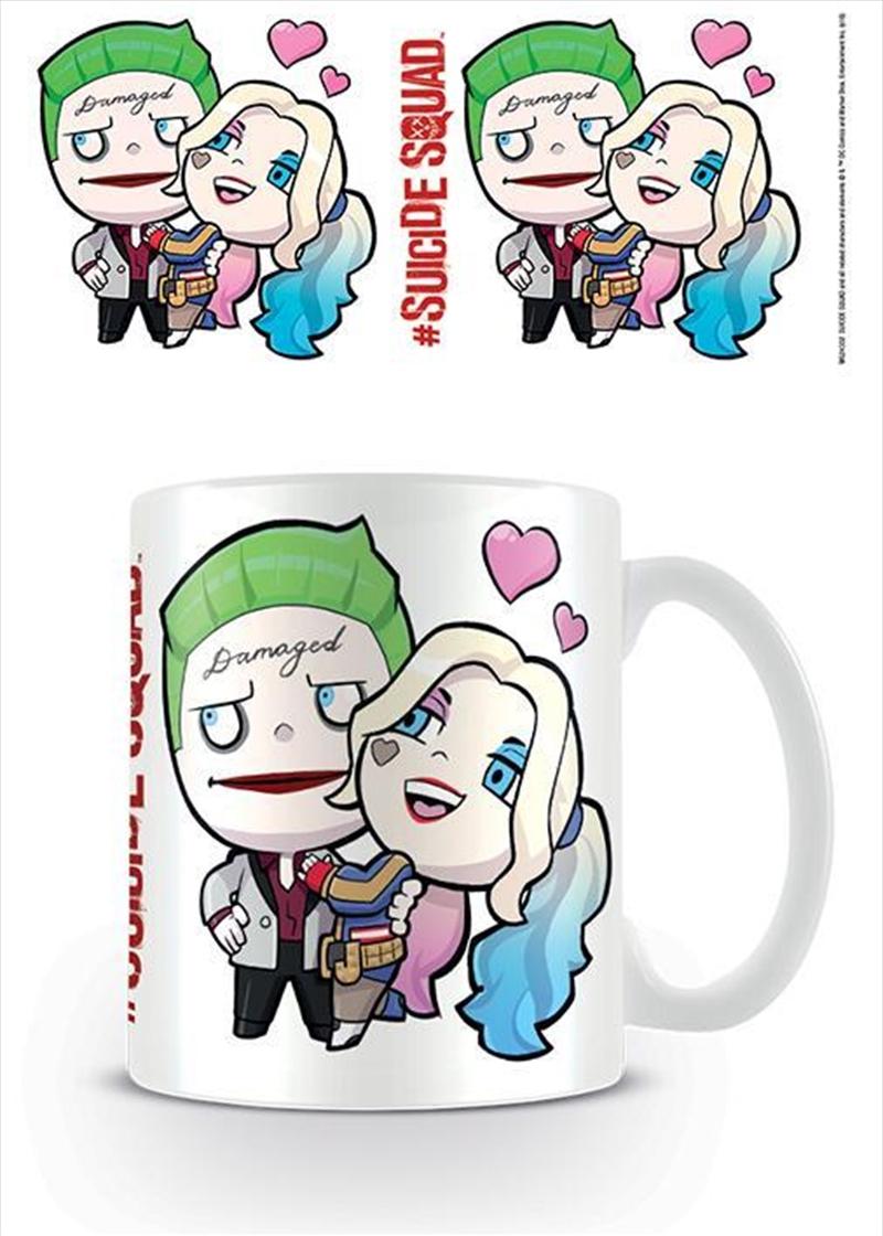 Suicide Squad - Crazy Love   Merchandise