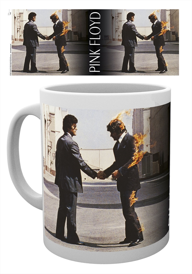 Pink Floyd - On Fire | Merchandise