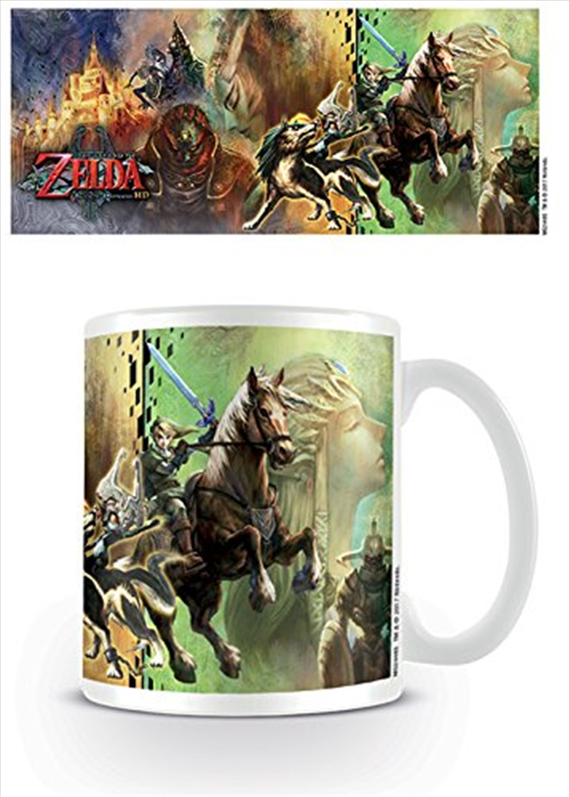 Legend Of Zelda - Twilight Princess | Merchandise