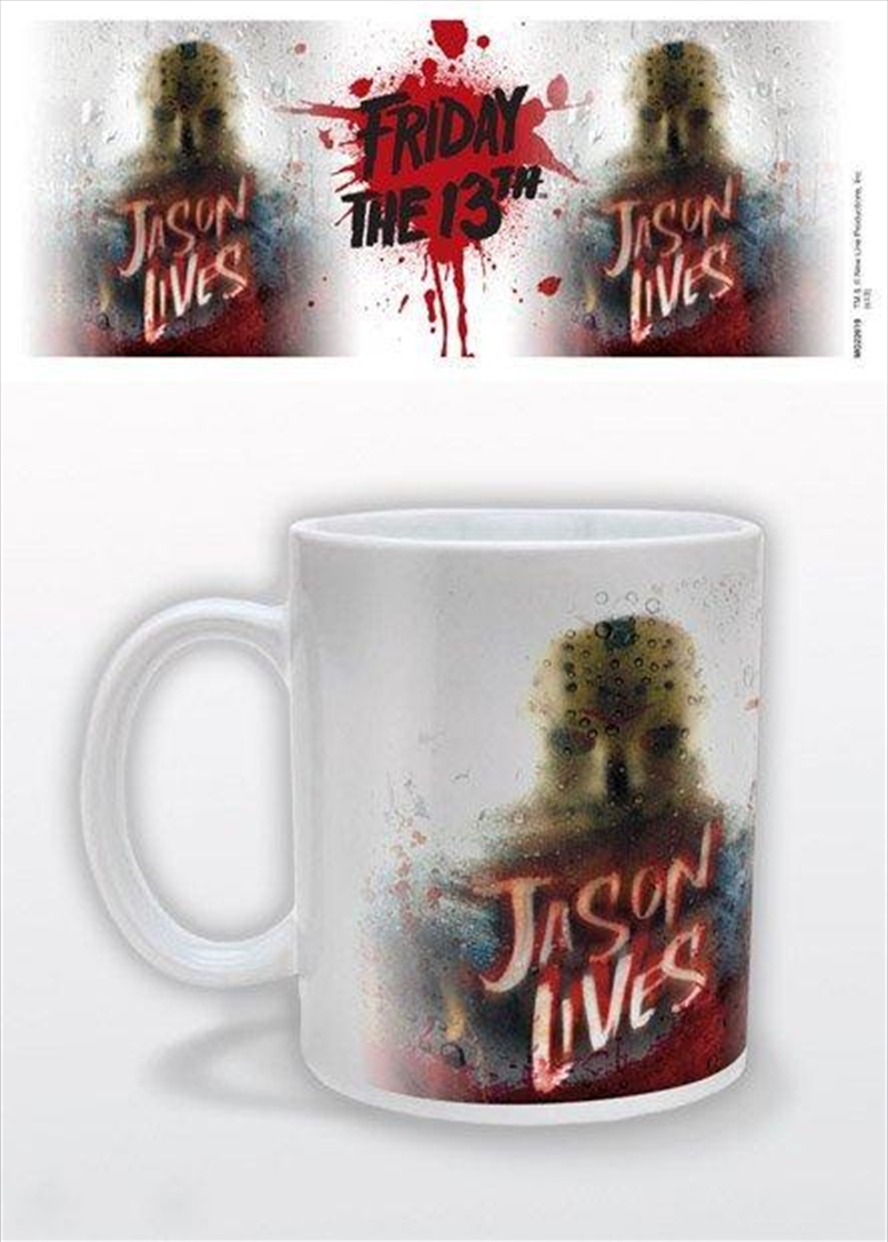 Friday The 13th - Jason Lives | Merchandise