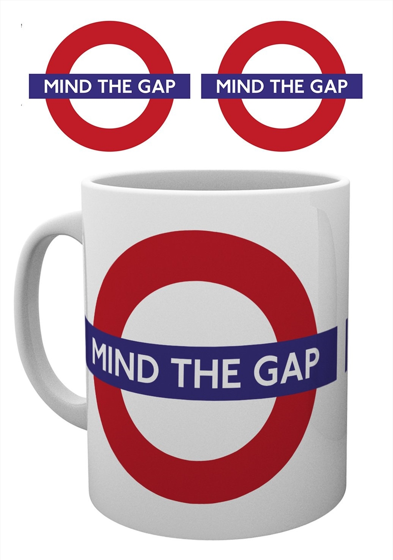 Transport For London - Mind The Gap | Merchandise
