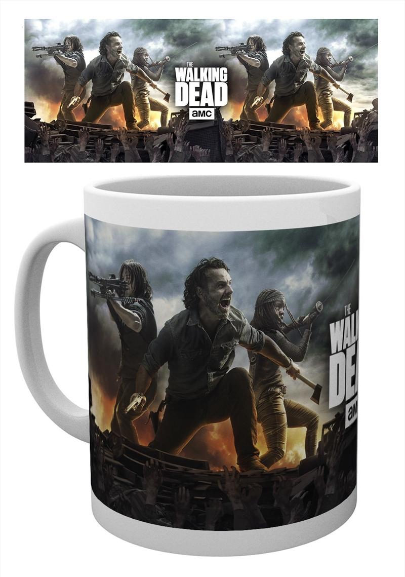 Walking Dead - Fire   Merchandise
