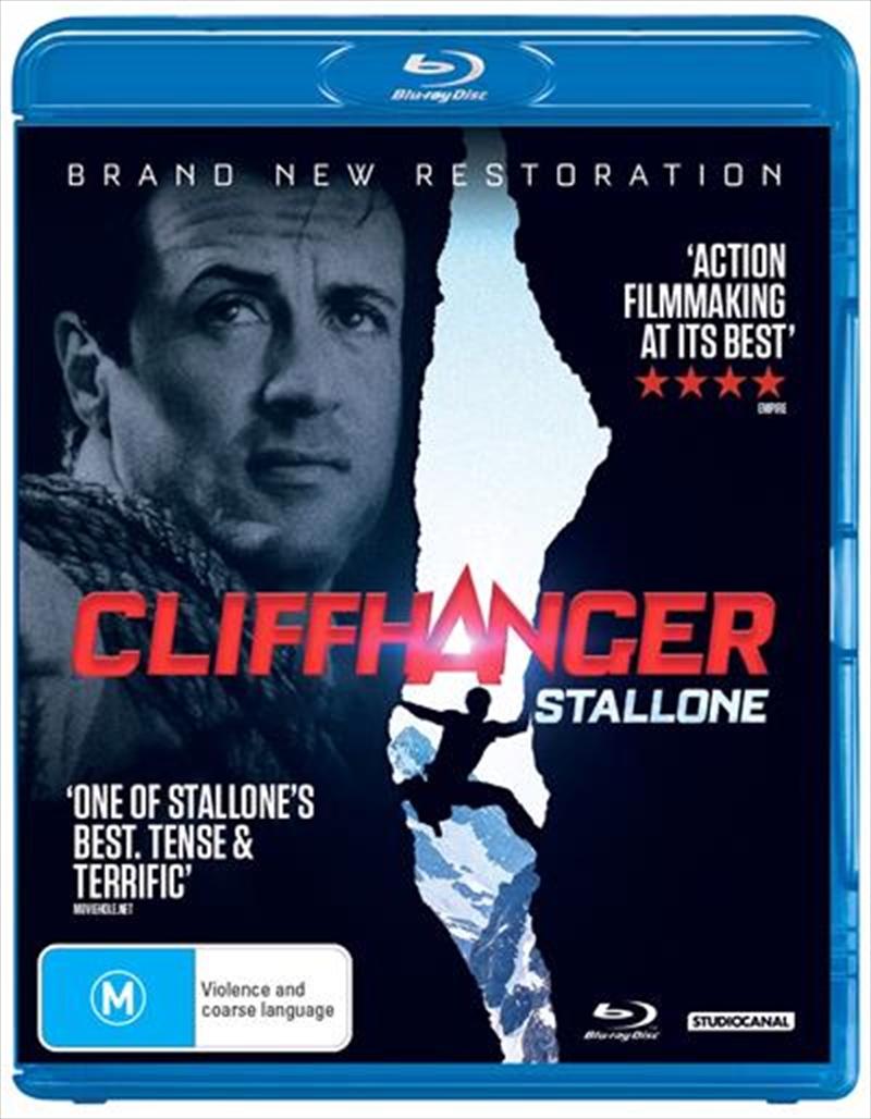 Cliffhanger | Blu-ray