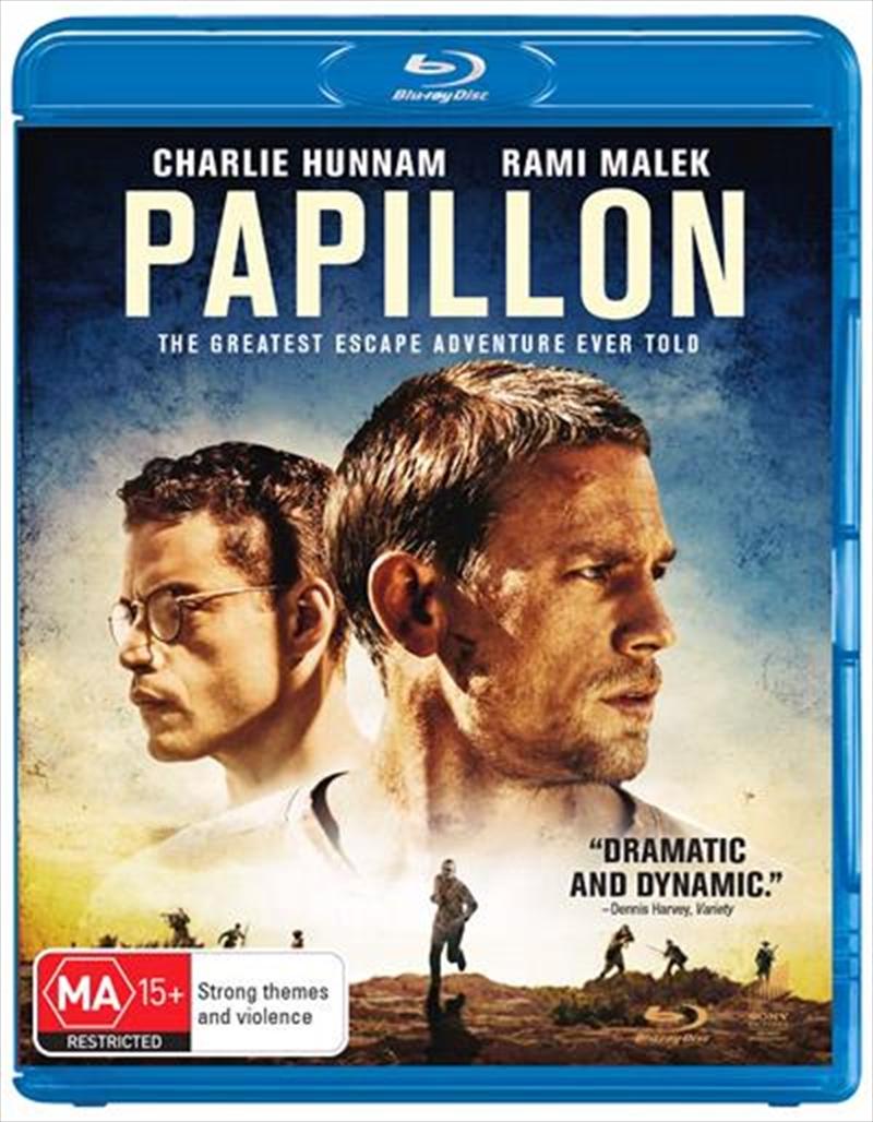Papillon | Blu-ray