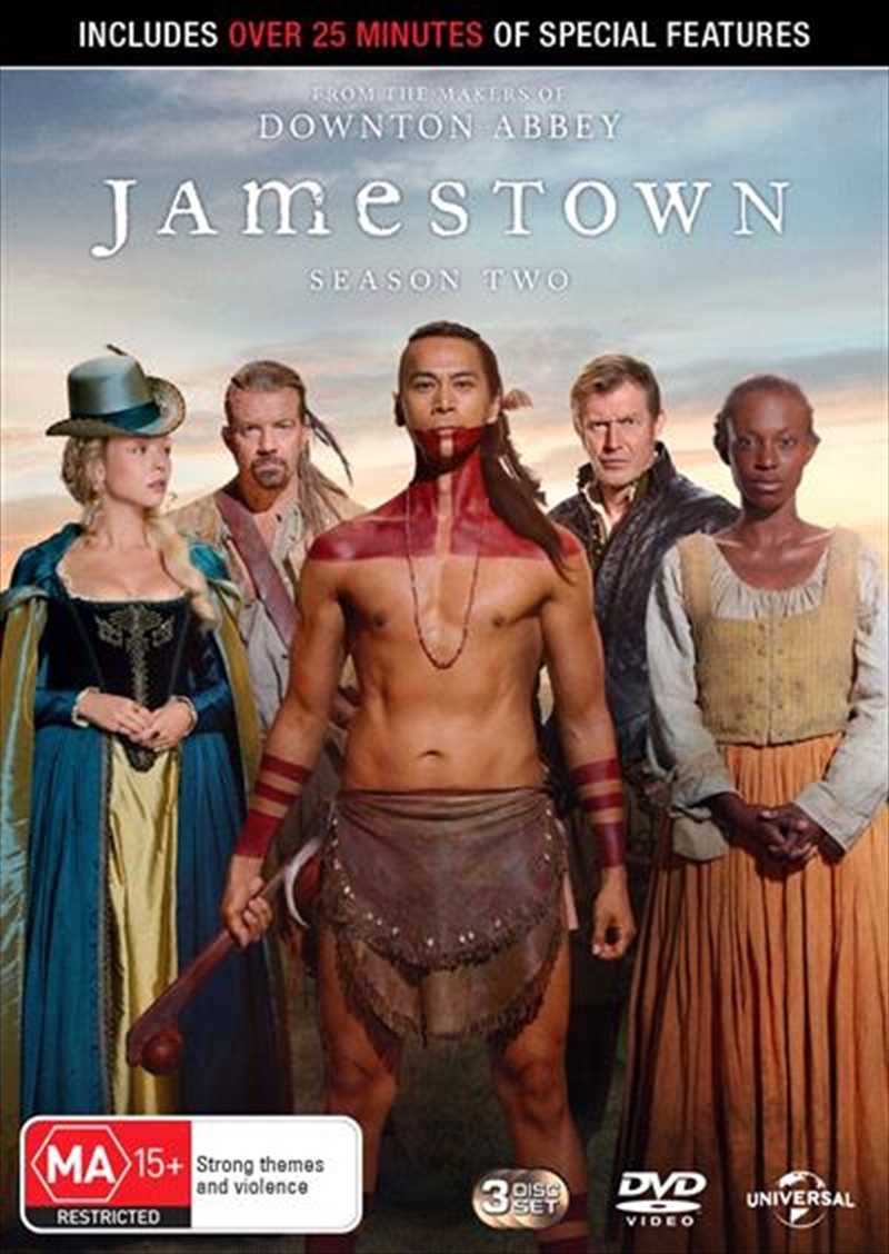 Jamestown - Season 2 | DVD