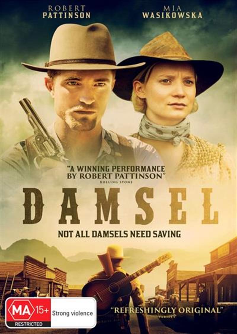 Damsel | DVD