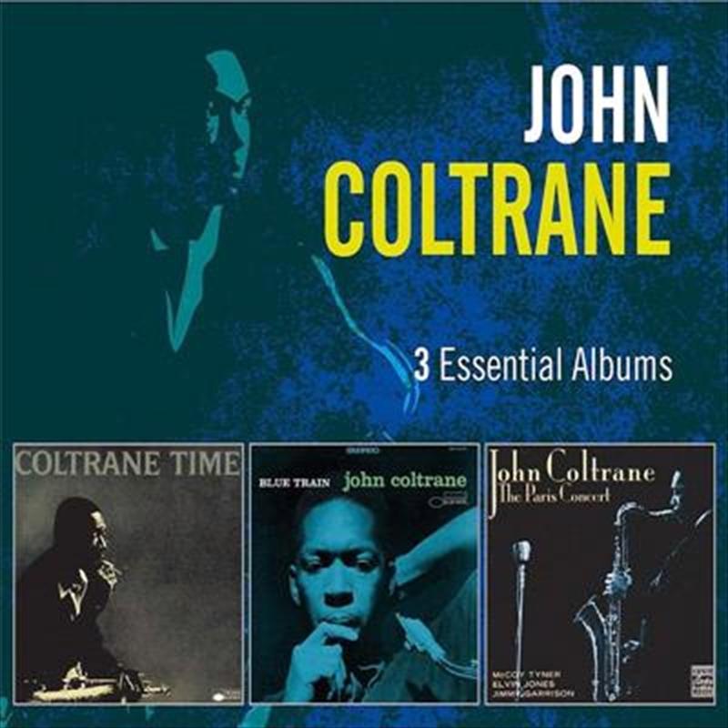 3 Essential Albums   CD