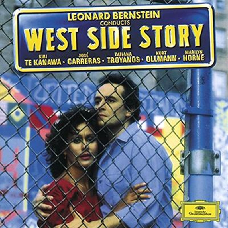 Bernstein - West Side Story | CD