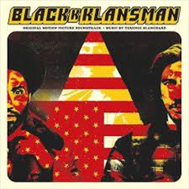 Blackkklansman - Limited Edition Blood And Soil Coloured Vinyl | Vinyl