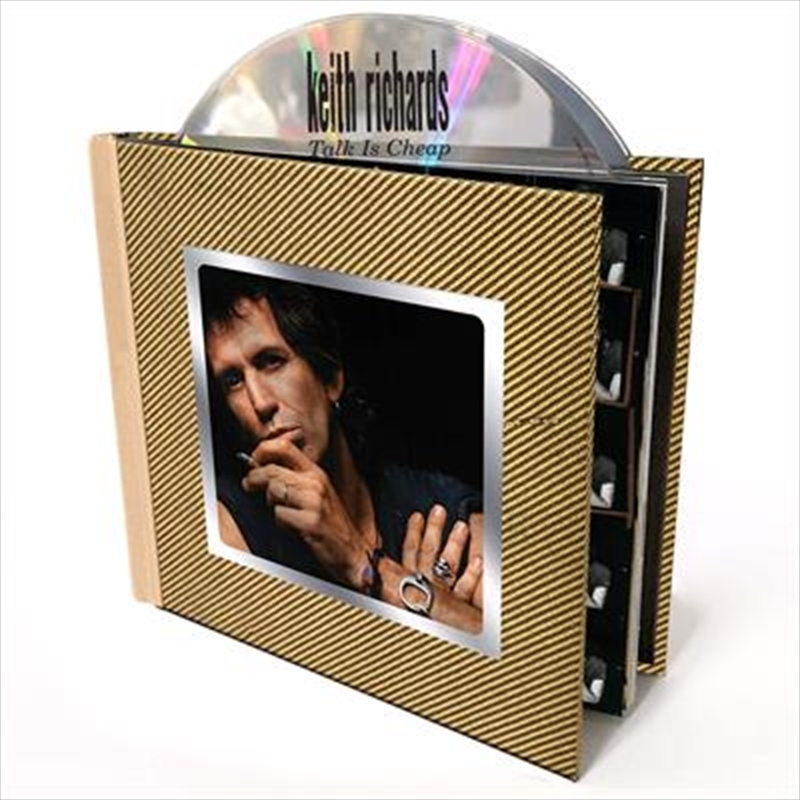 Talk Is Cheap - Limited Edition Deluxe Mediabook   CD