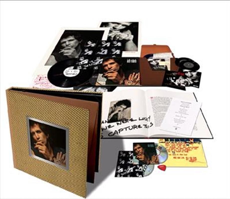 Talk Is Cheap - Deluxe Edition Boxset   Vinyl