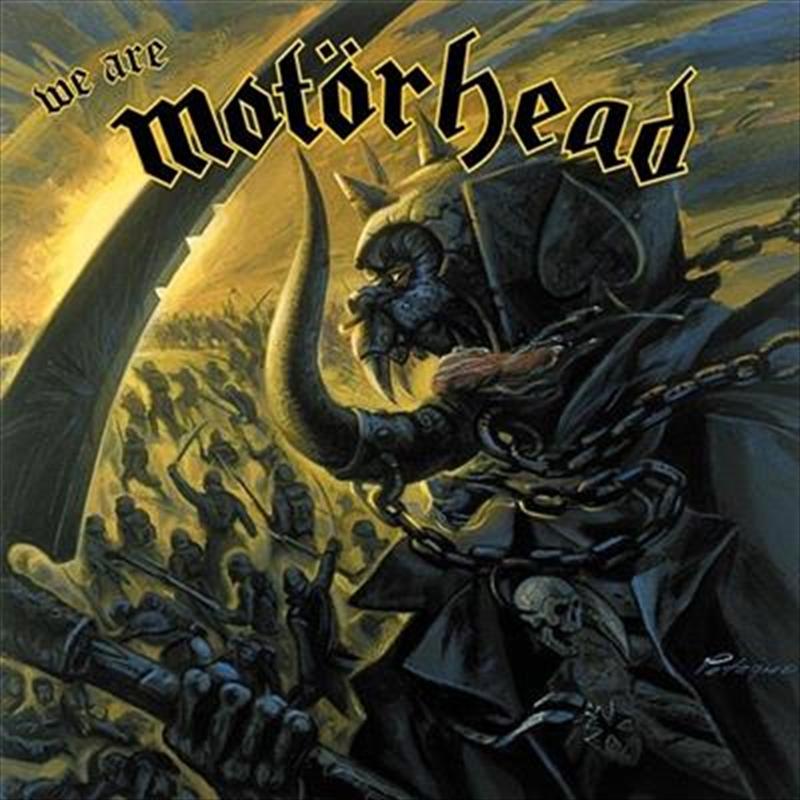 We Are Motorhead | CD
