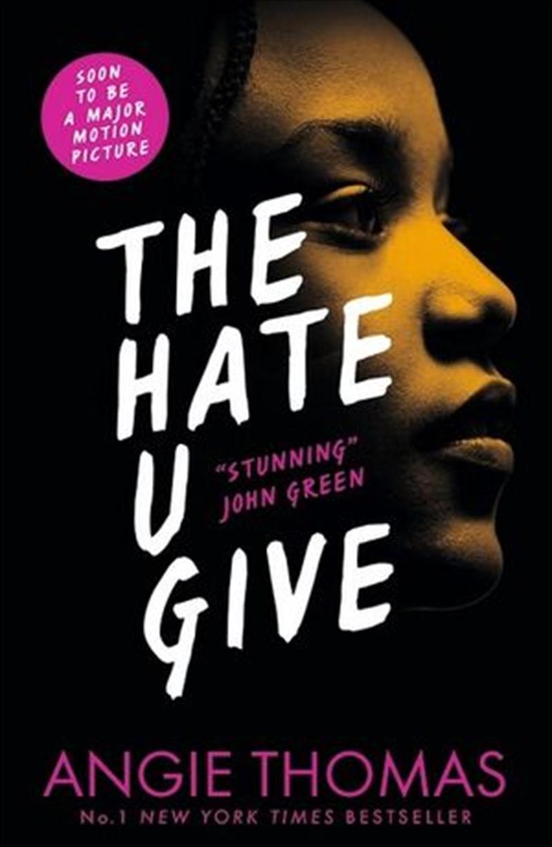 Hate U Give | Paperback Book