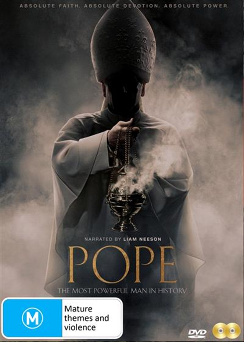 Pope - The Most Powerful Man In History | DVD
