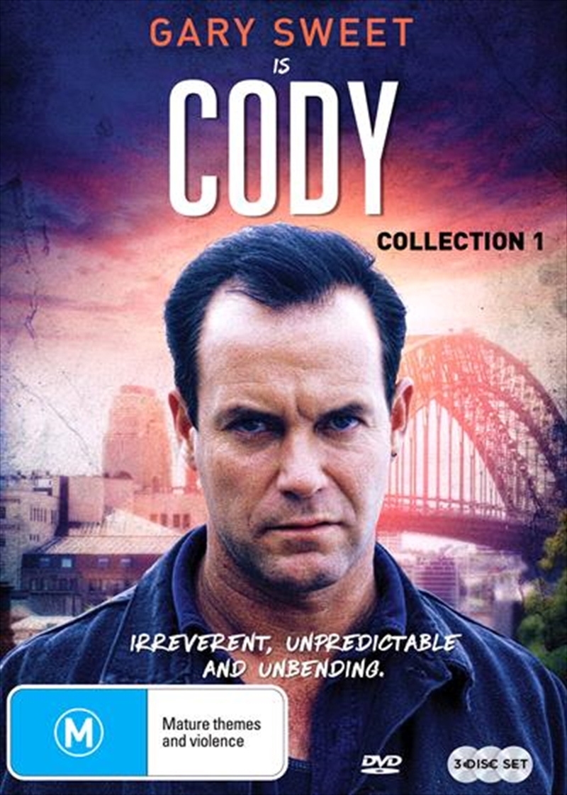 Cody - Collection 1 | DVD