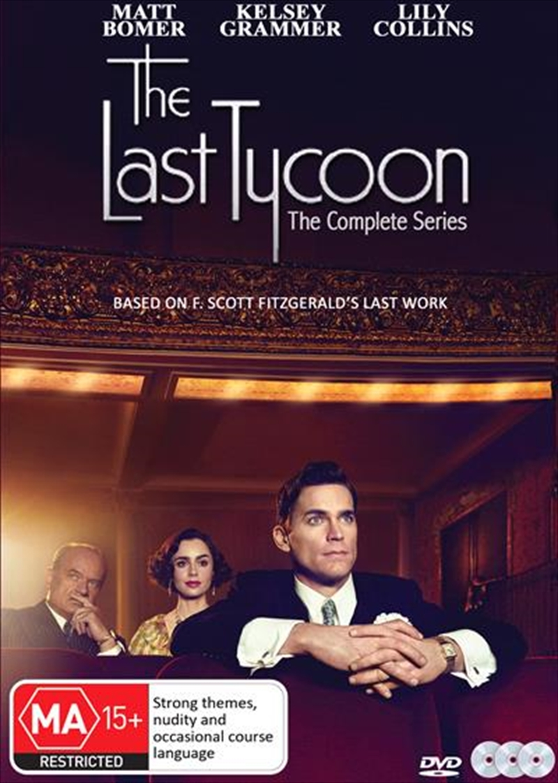 Last Tycoon | Complete Series, The | DVD