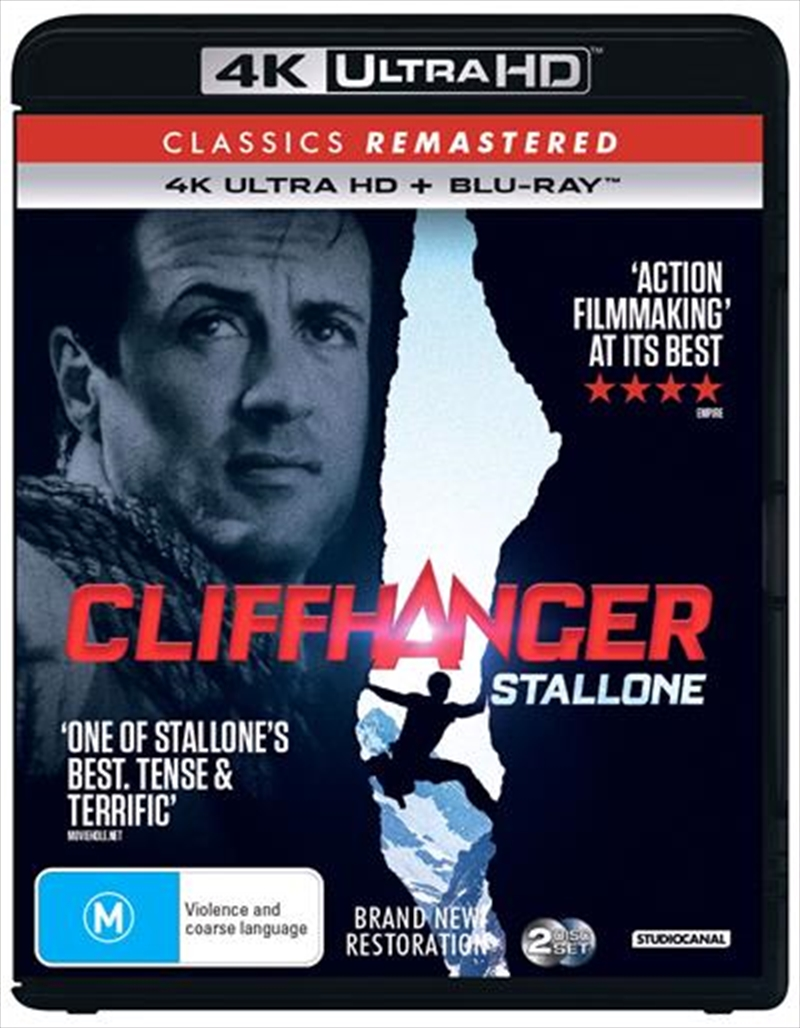 Cliffhanger | UHD