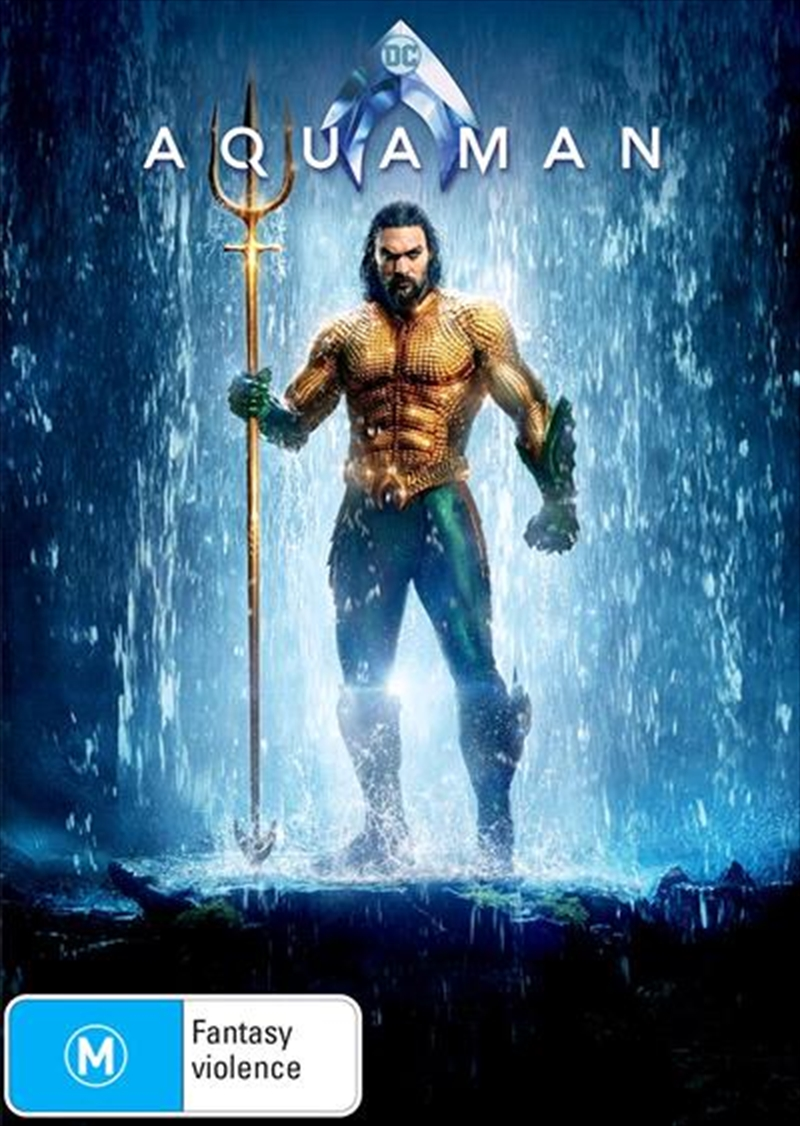 Aquaman | DVD