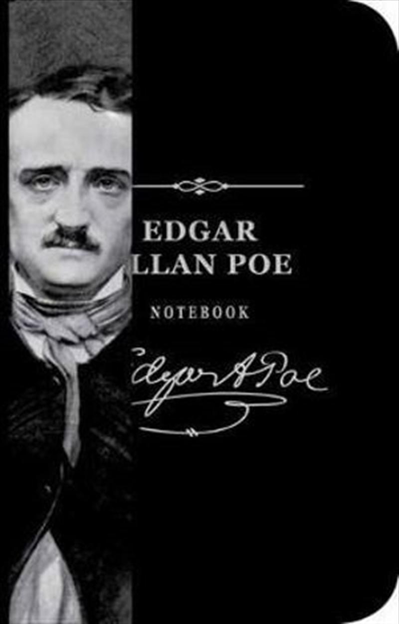 Edgar Allan Poe Signature Notebook - The Signature Notebook Series   Merchandise